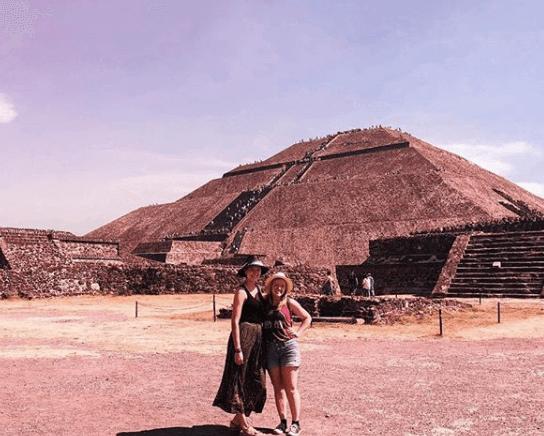 Pyramid of the Sun | Visiting Teotihuacán