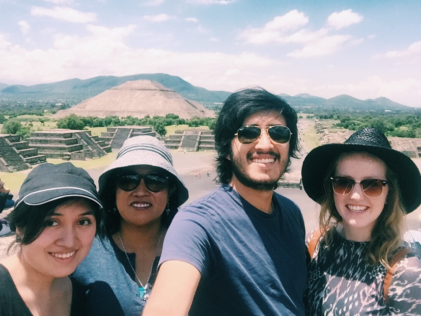 Loving Teotihuacán
