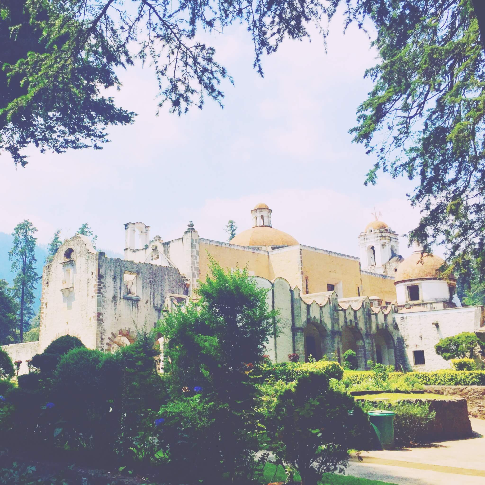 Ex Convento del Desierto de los Leones: One of My Favorite Places in Mexico City