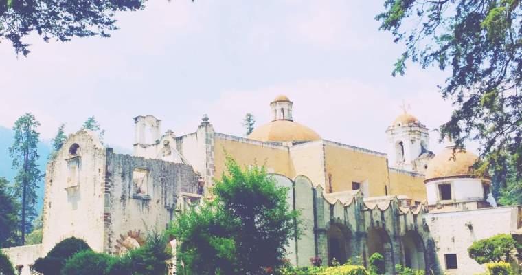 Ex Convento del Desierto de los Leones: One of My Favorite Places in Mexico City