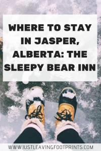 Where to Stay in Jasper, Alberta: The Sleepy Bear Inn