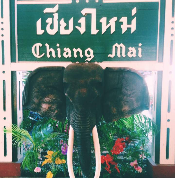 Welcome to Chiang Mai Sign
