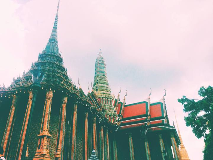 2 Days in Bangkok | King's Palace in Bangkok Thailand