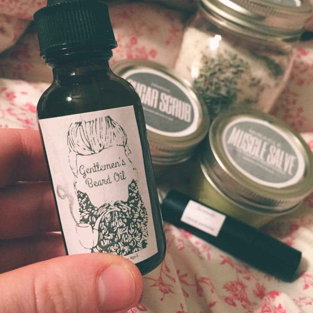 Handmade Beard Oil