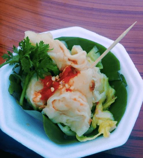 Chiang Mai spicy dim sum