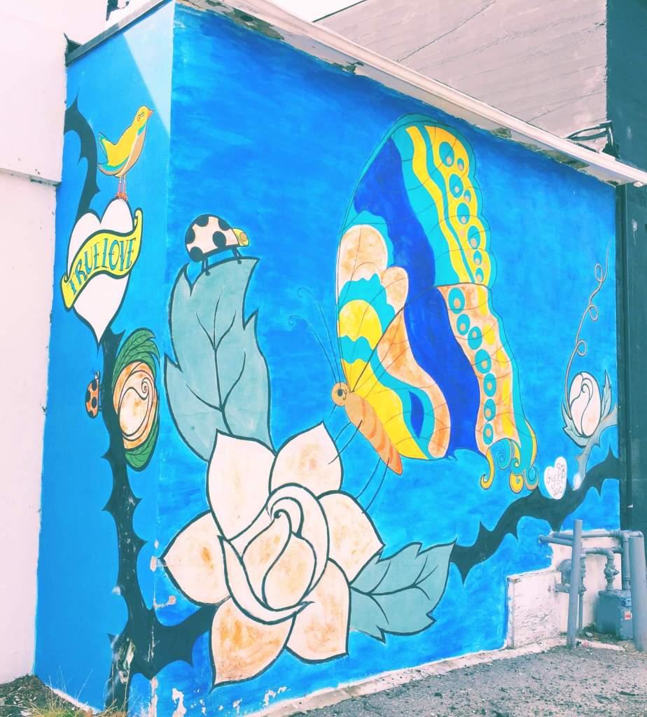 Urban Art in British Columbia