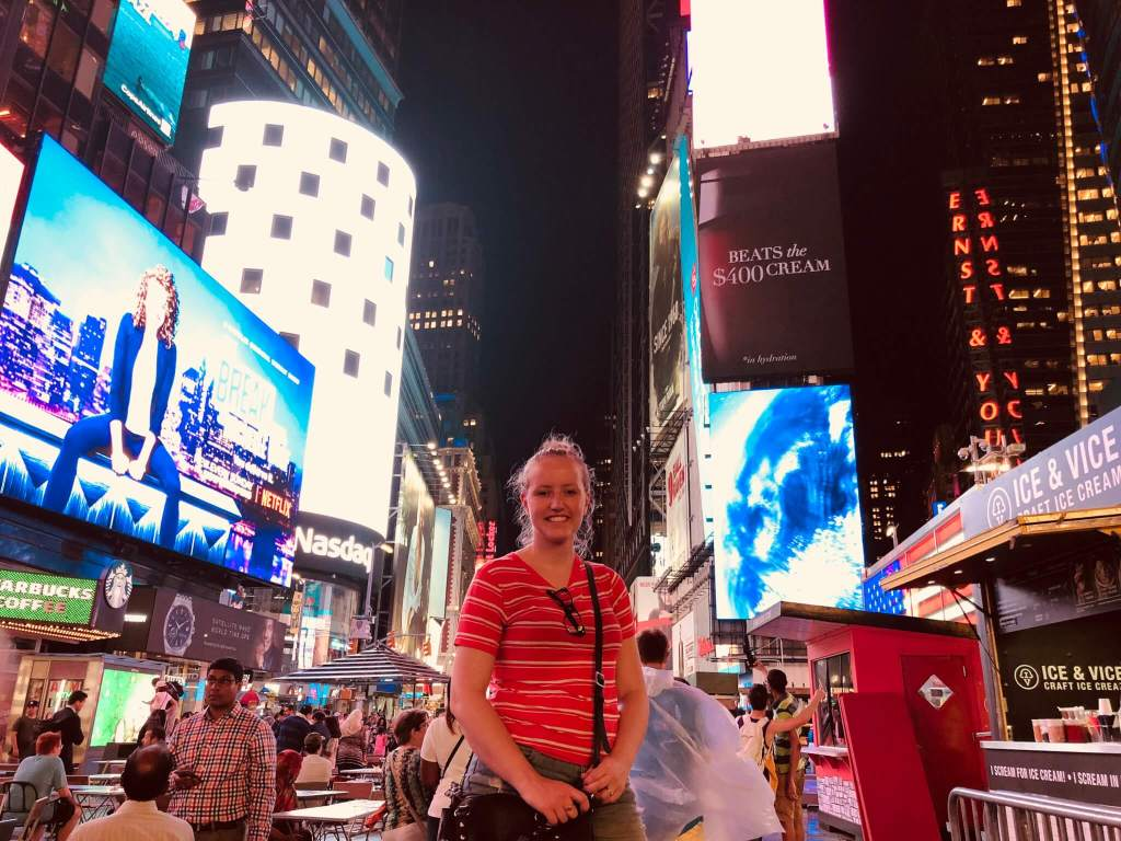 Jam Packed Four Day NYC Itinerary