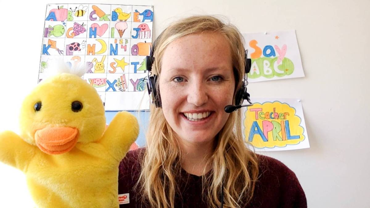 Teaching ESL Online: Get a Job with SayABC