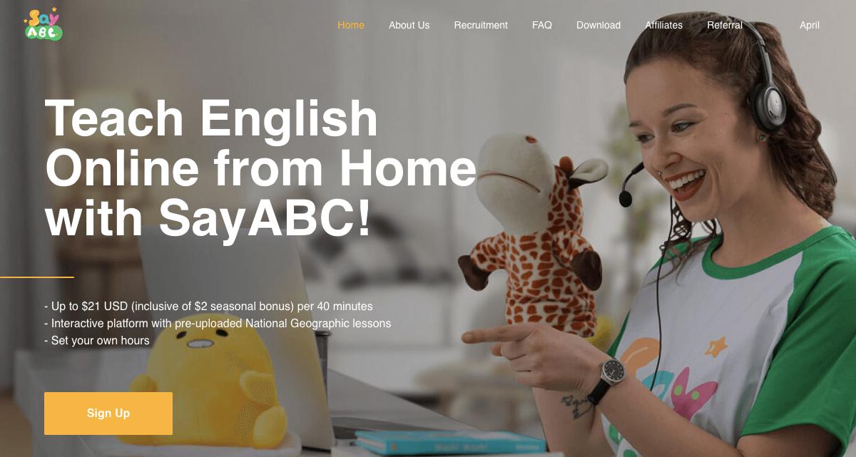 Get a Job with SayABC