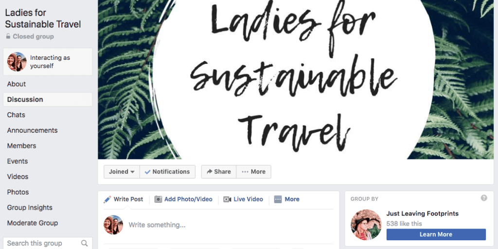 Facebook Groups to Promote Your Travel Blog   Blog Promotion