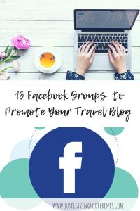 Blog Promotion: 13 Facebook Groups to Promote Your Travel Blog