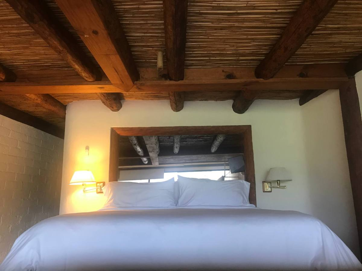 Hotels in Valle de Bravo: Rooms at El Santuario