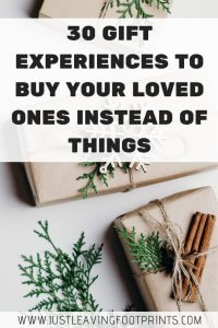 30 Gift Experiences to Buy Your Loved Ones Instead of Things
