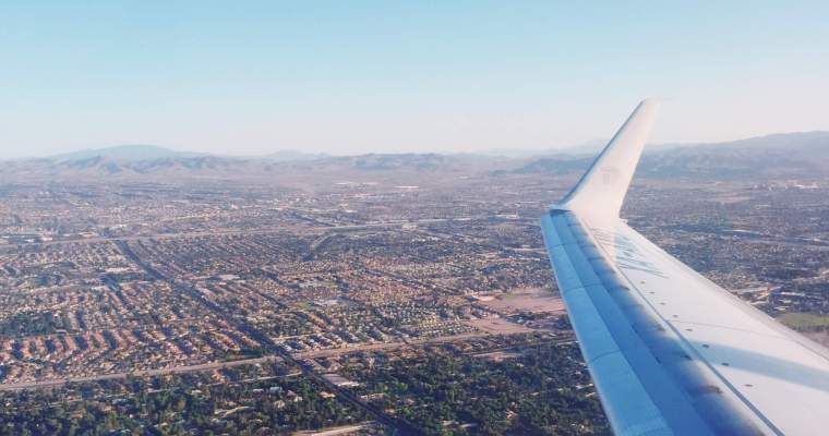 Eco-Friendly Travel: How to Have a *Slightly* More Sustainable Flight