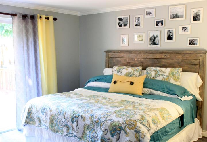 Room Makeover…Janae's Master Bedroom