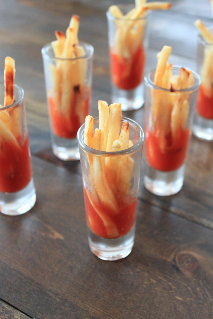 french fry appetizers