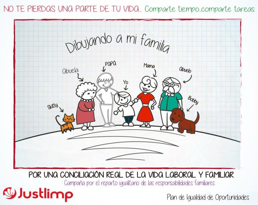 Campaña conciliación familiar