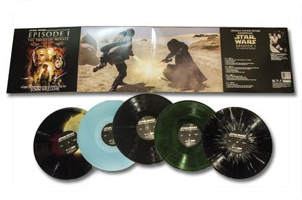 phantom menace vinyl 1