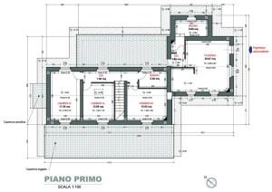 Piano Primo- house ca luigi