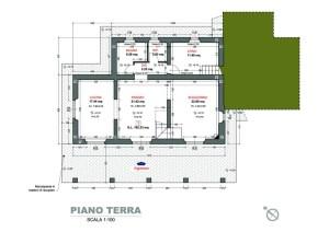 Ground floor - house ca luigi