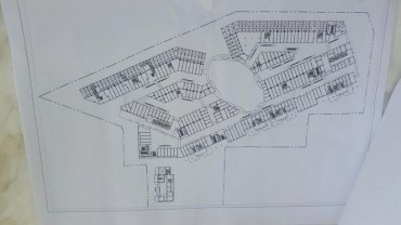 M3M City Hub Site Plan 1