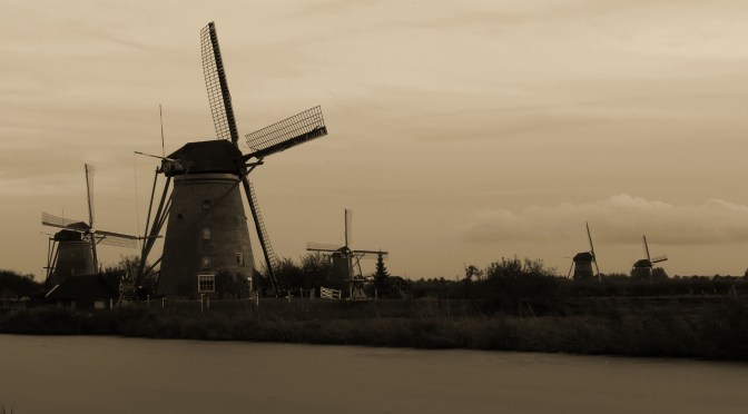 The Netherlands – things are different!