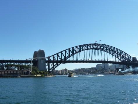 Sydney Ferries and Harbour Bridge