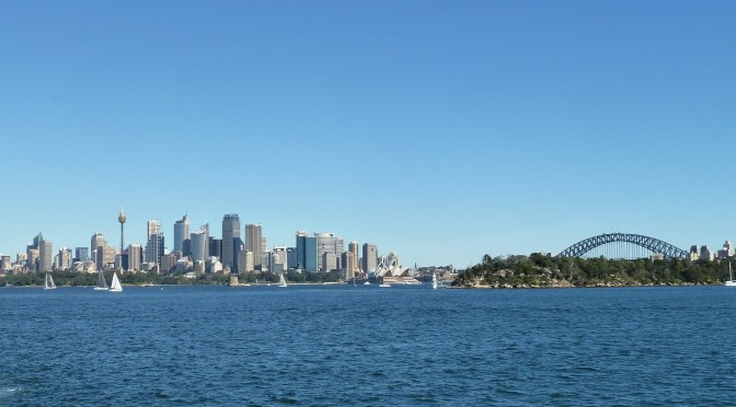 Sydney Harbour and Ferries