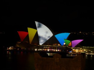 Sydney Opera House Solid Colours