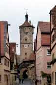 Rothenburg tower