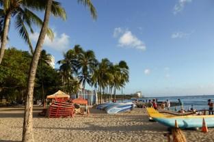 Waikiki Beach surfboards to rent