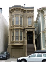 Victorian Style House San Francisco