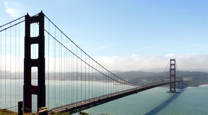 San Francisco – a short stay
