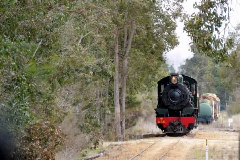 W945 locomotive