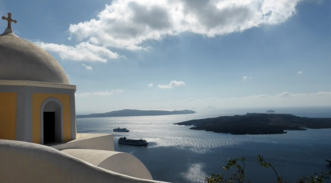 Santorini – Greek Island Infatuation