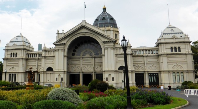 The Royal Exhibition Building & Carlton Gardens – Melbourne