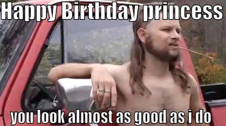50+ Hilarious Funny Happy Birthday Sister Memes
