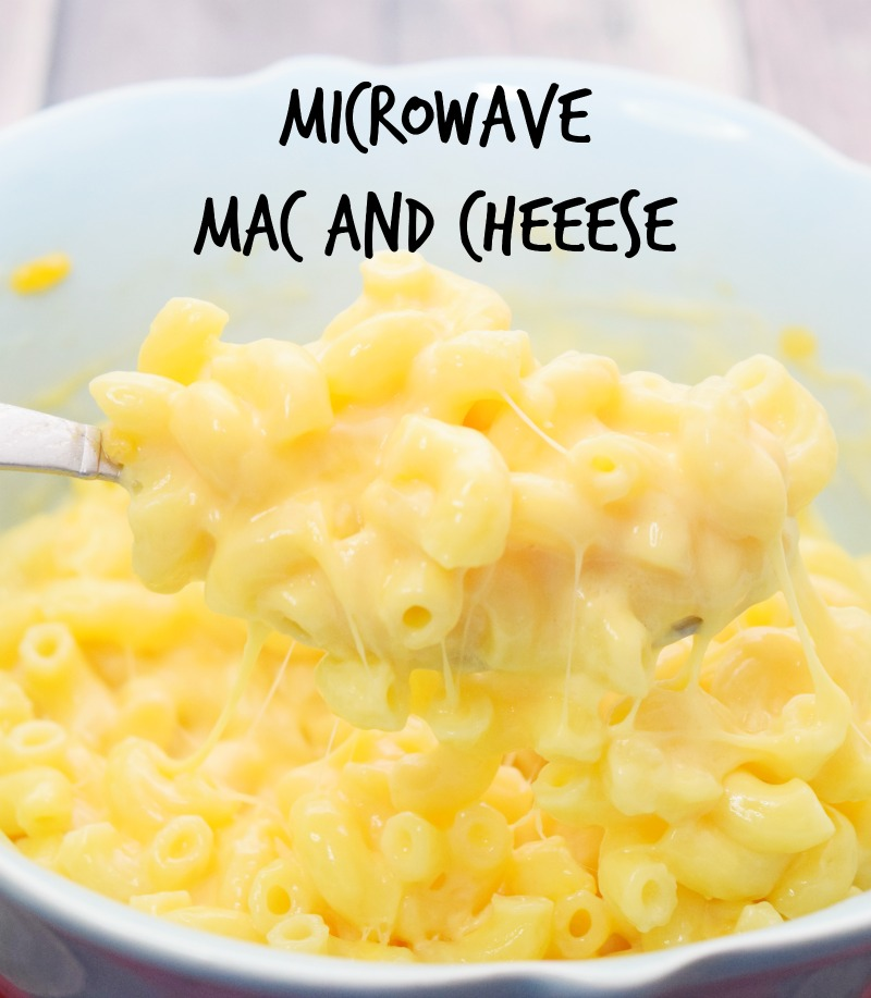 how to make microwave mac and cheese