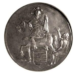 Mainz, Silver 1/8 Thaler. 1732. Obverse.