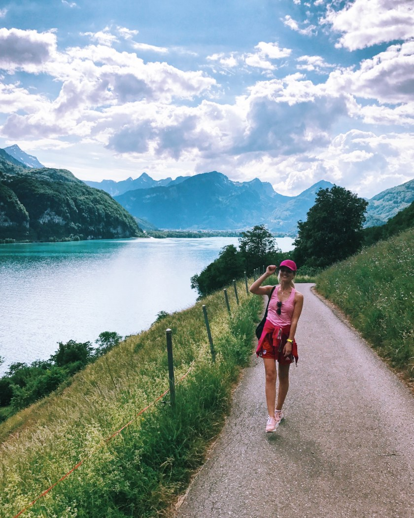 Day trip from Zurich to Walensee