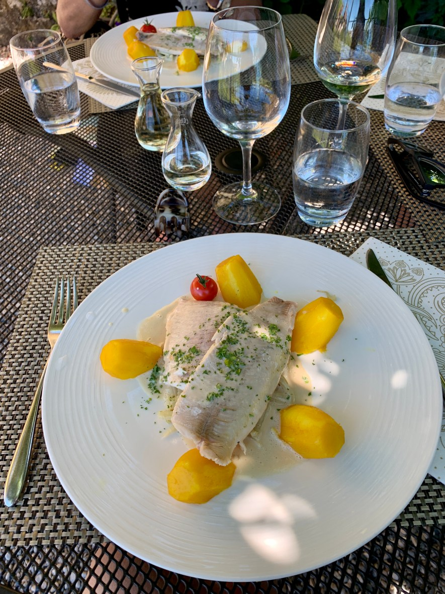 Where to eat in Lavaux: Auberge du Vigneron