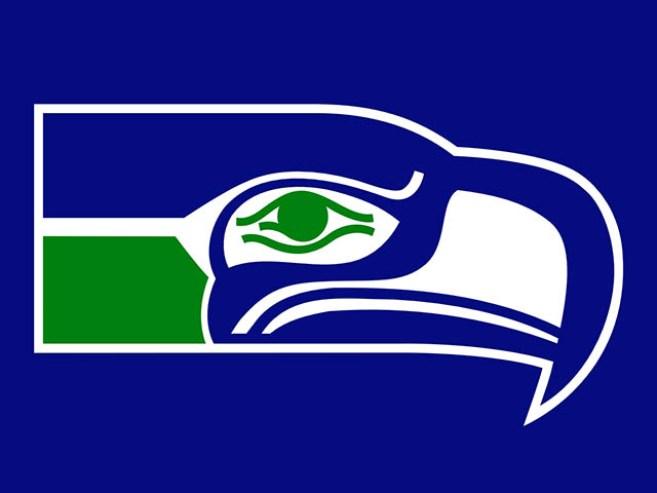 image of Seattle Seahawks logo