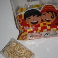 Projeto Saúde:: Biscoito de arroz integral