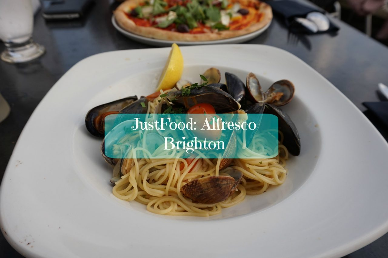 Brighton – Alfresco West Pier restaurant review