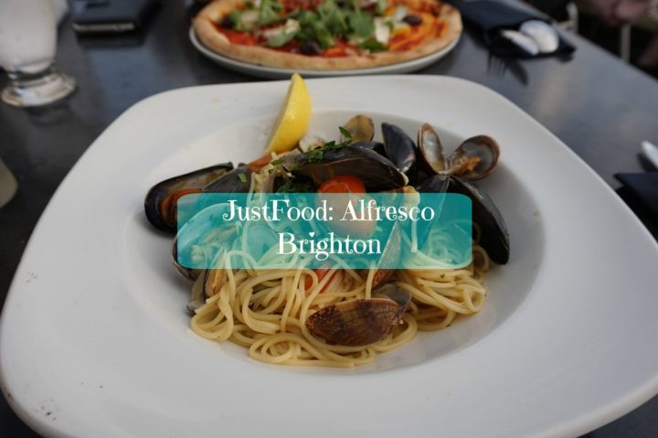 Brighton – Alfresco West Pier restaurant review