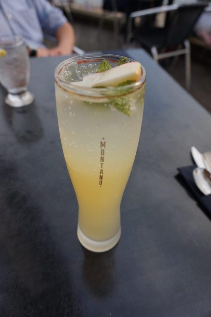alfresco brighton mocktail drink