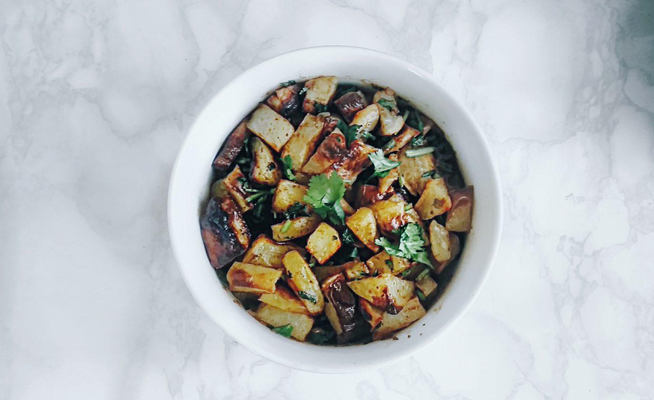 Batata Harra – Spicy potatoes