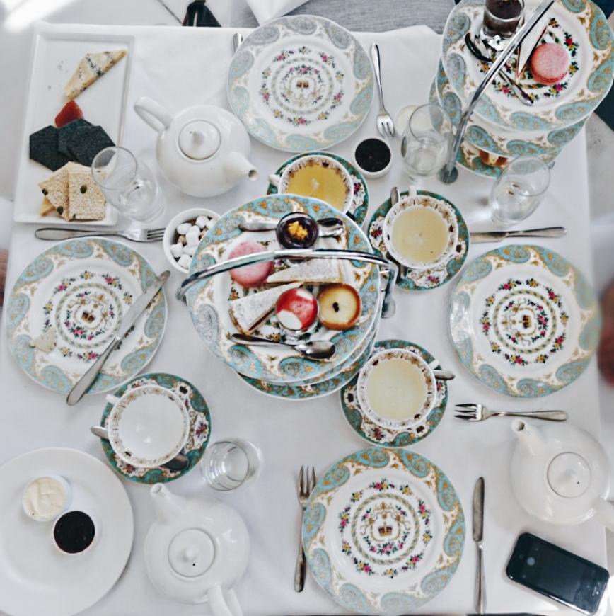 Afternoon tea – The Orangery Kensington Palace