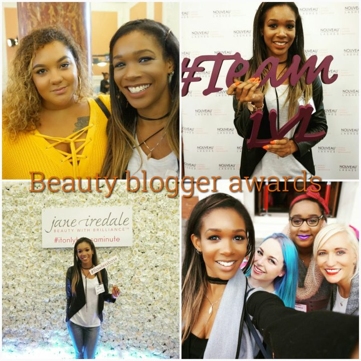 Beauty Blogger awards