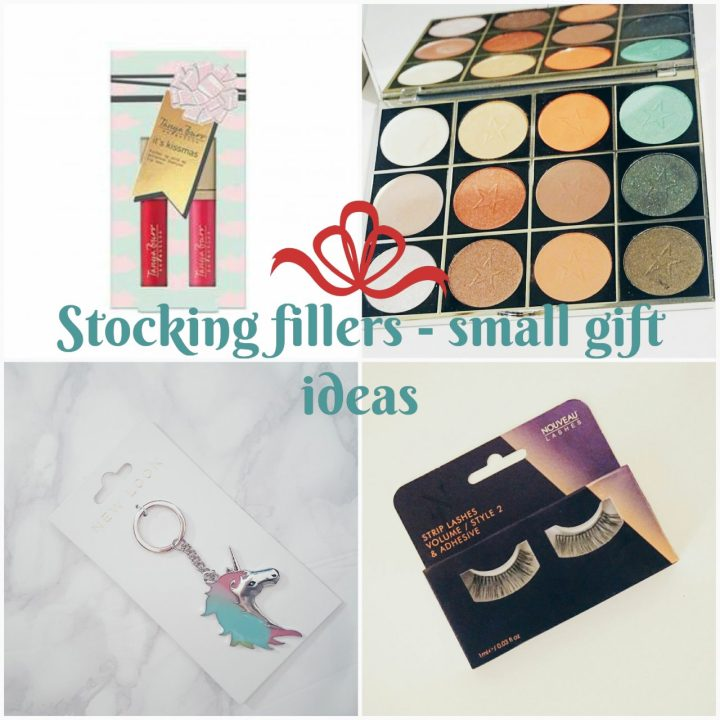 Small gift ideas – Stocking fillers